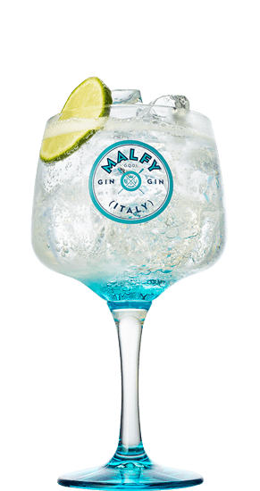 Originale gin and tonic